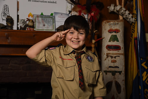 Webelos Scout, Monthly Subscription