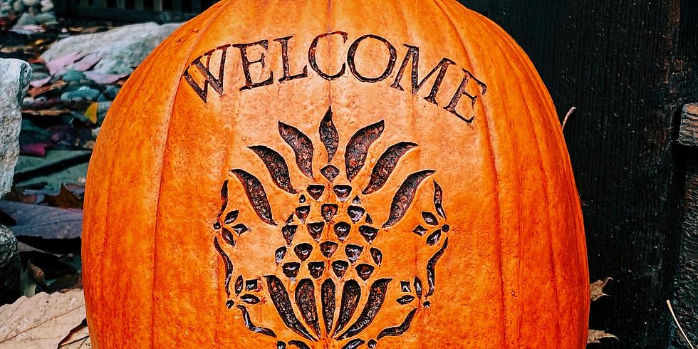 Sip & Carve - October 16