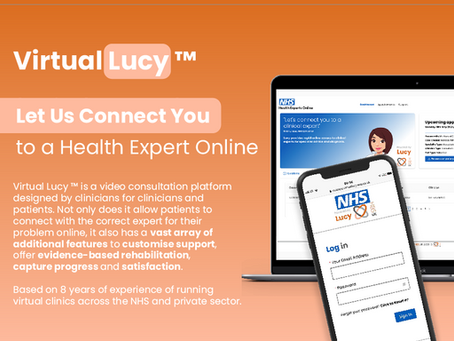 Virtual Lucy is now available to procure on the DFOCVC Framework