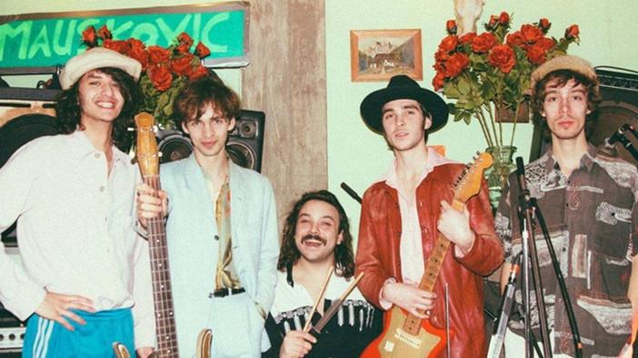 Pascal + The Mauskovic Dance Band