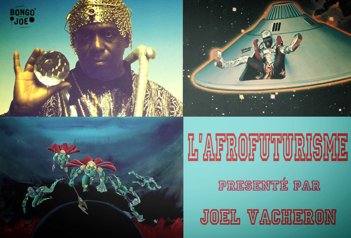 I.V.04 / RETOUR DANS L'AFRO FUTURISME