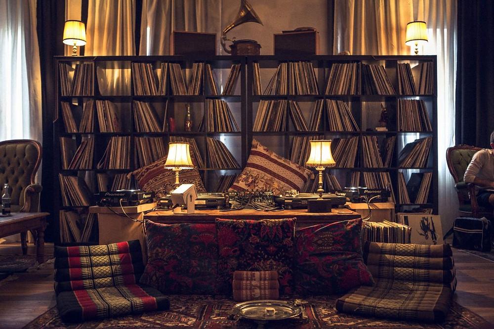kasheme in bongo joe records