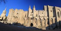 Palais des Papes Avignon Provence Ohlala! la France