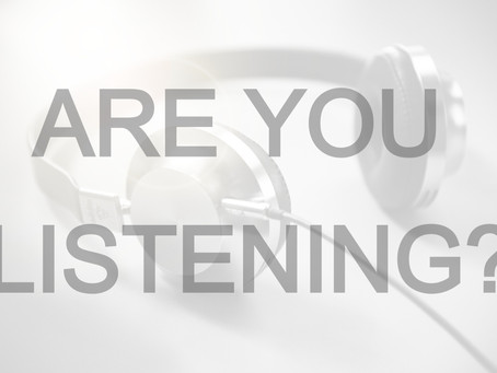 Listening?