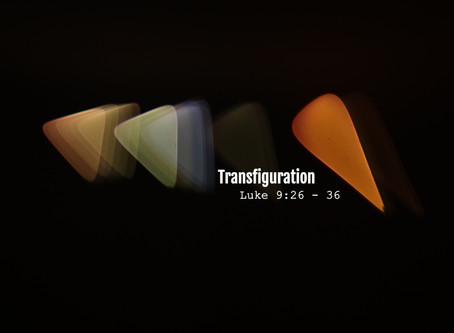 The μεταμόρφωση of Christ