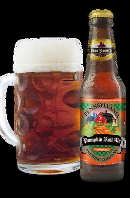 Penn Brewery Pumpkin Roll Ale