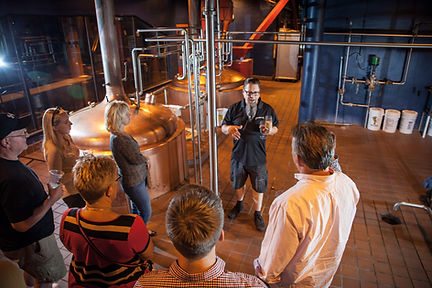 Penn Brewery Group Tour