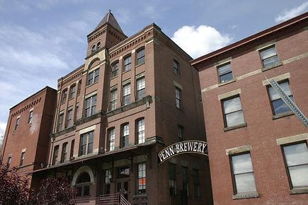 Modern day Penn Brewery