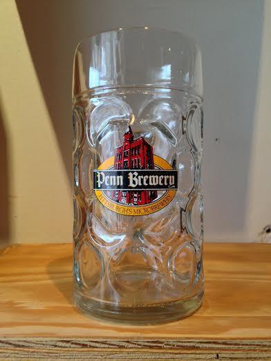 Penn Brew Liter Stein