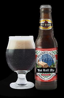 Penn Brewery Nut Roll Ale