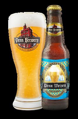 Penn Brewery Penn Weizen