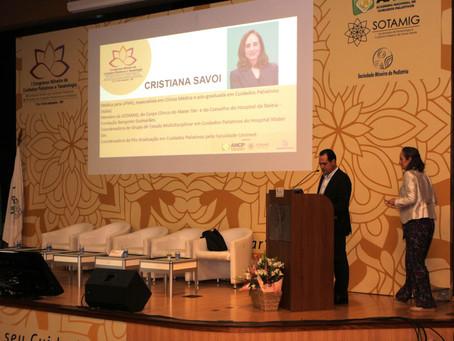 I Congresso Mineiro de Cuidados Paliativos e Tanatologia