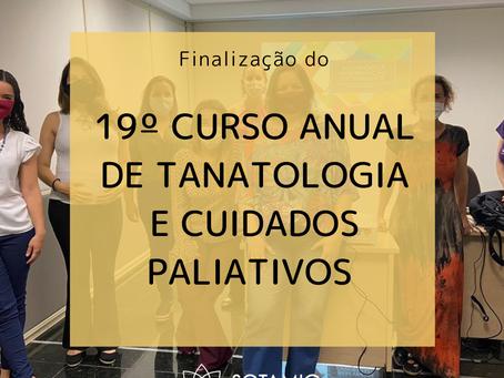 Finalização do 19° curso anual