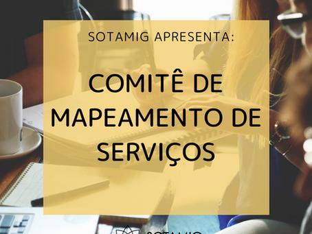 Comitê de Mapeamento de Serviços
