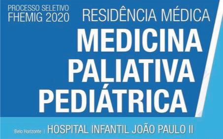 Residências em Medicina Paliativa em BH