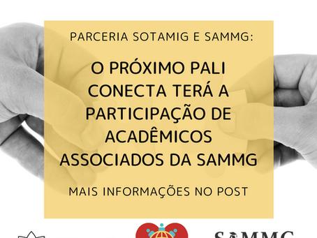 Parceria SOTAMIG e SAMMG