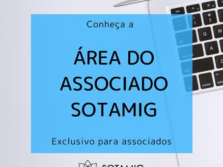 Área do Associado SOTAMIG