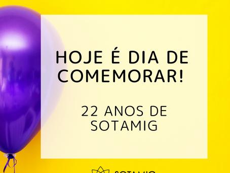 13/05 - A SOTAMIG celebra mais uma ano de vida!!
