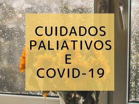 Cuidados Paliativos e COVID-19