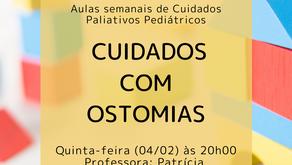 Cuidado com Ostomias