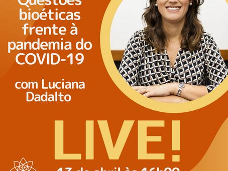 Live com Luciana Dadalto