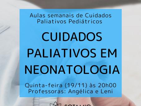 Cuidados Paliativos em Neonatologia