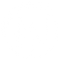 BEVA Logo Horse Head White