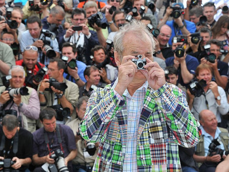 Three things Bill Murray can teach you about Street Photography