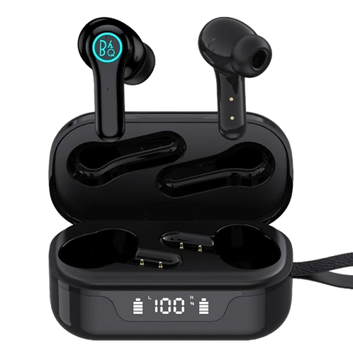 Audífonos Bluetooth Inalambrico Mano Libre Touch Impermeable