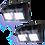 Thumbnail: 2 Lamparas Solares Exterior Con Sensor De Movimiento Y 3 Funciones Diferentes