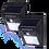Thumbnail: 2 Lamparas Solares Exterior Con Sensor De Movimiento Y 3 Funciones