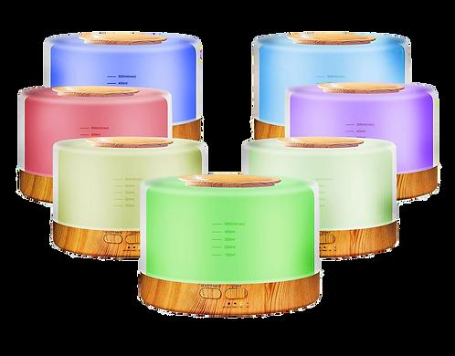 Difusor De Aromas  Control Remoto  con Luz