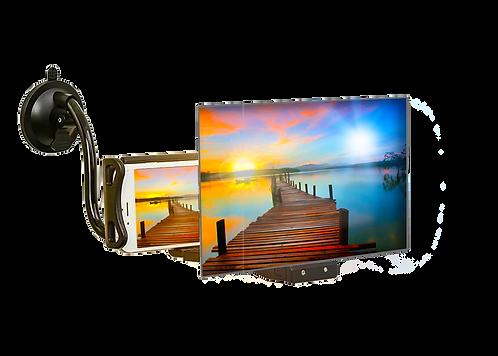 Ampliador Proyector Lupa De Pantalla Celular 12 ″