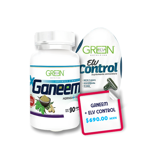 Elv Control + Ganeem