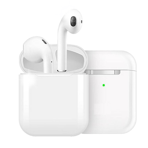 Audifonos Earpods Bluetooth Tipo I8s Universal Compatible Android Y iPhone Inclu