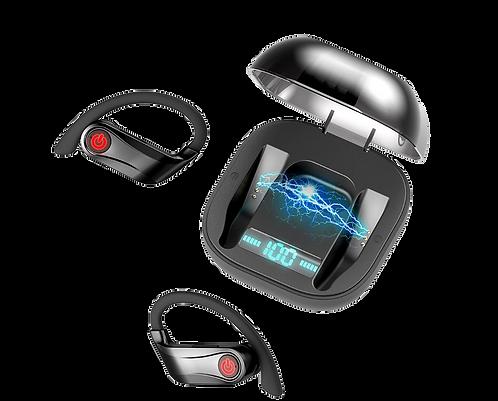 Audifonos Bluetooth Sport Manos Libres Contra Agua Ipx5 Hbq