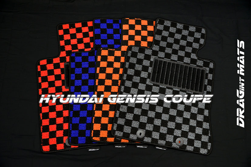 DRAGint MATS : Hyundai Genesis Coupe '14-'17