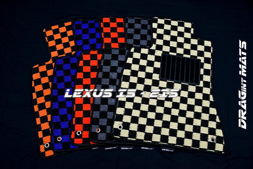 DRAGint MATS : Lexus IS '06-'13