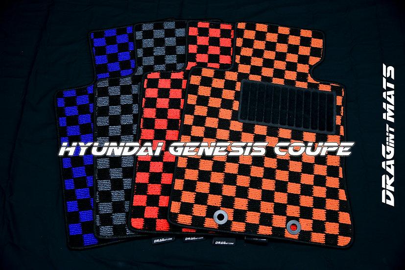 DRAGint MATS : Hyundai Genesis Coupe '10-'13