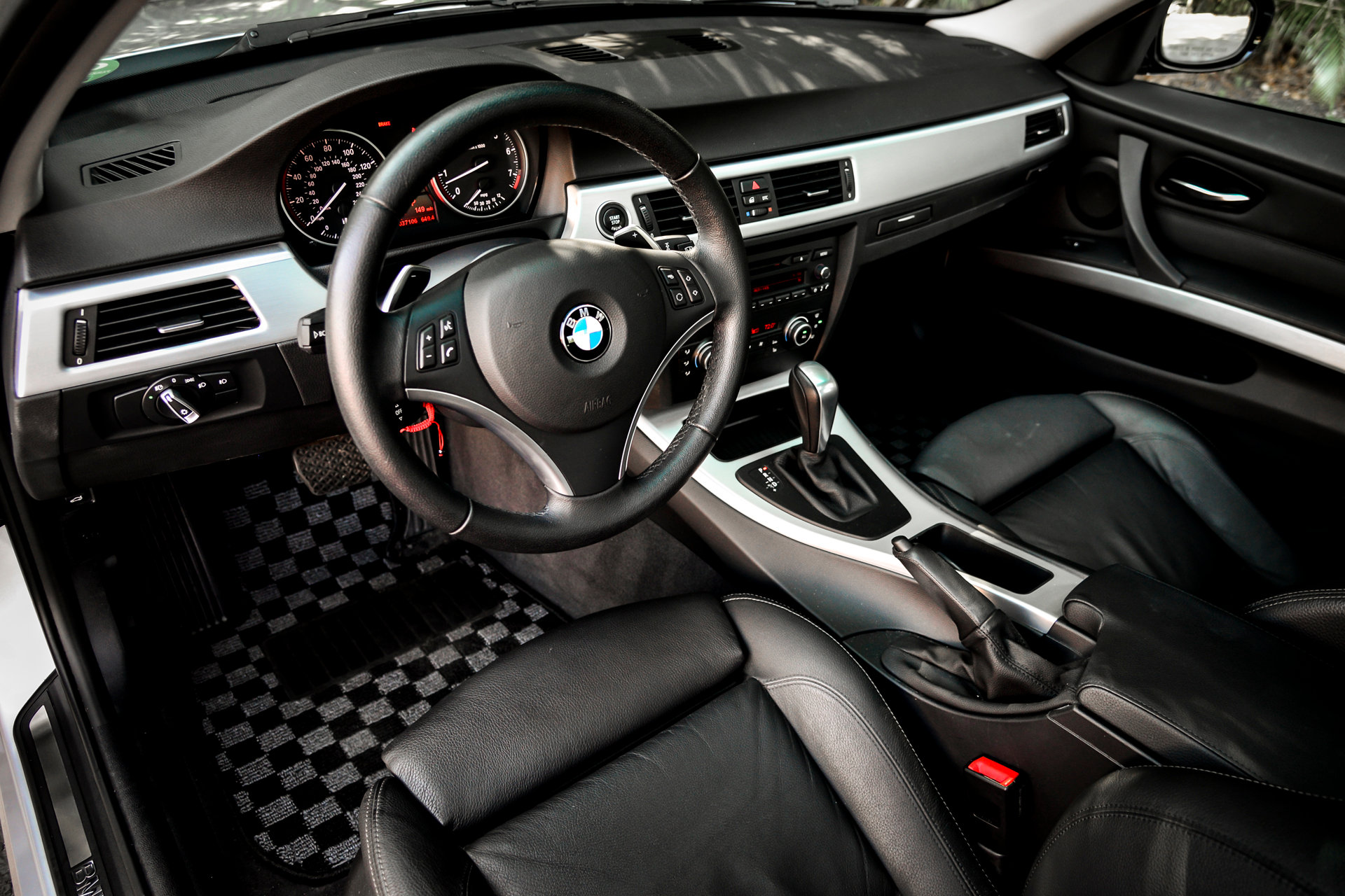 Dragint Mats Bmw 3 Series Sedan And Coupe 2wd E90 E92 06 13
