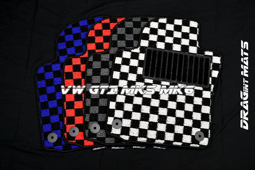 DRAGint MATS : Volkswagen Golf GTI '06-'13