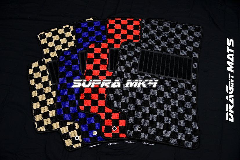 DRAGint MATS : Toyota Supra MK4 '93-'98