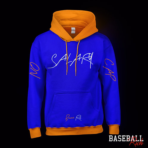 NO SALARY CAP HOODIE (KNICK INSPIRED)
