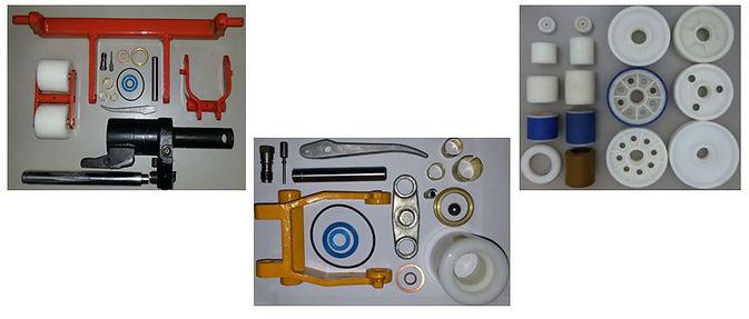 peças para paleteira