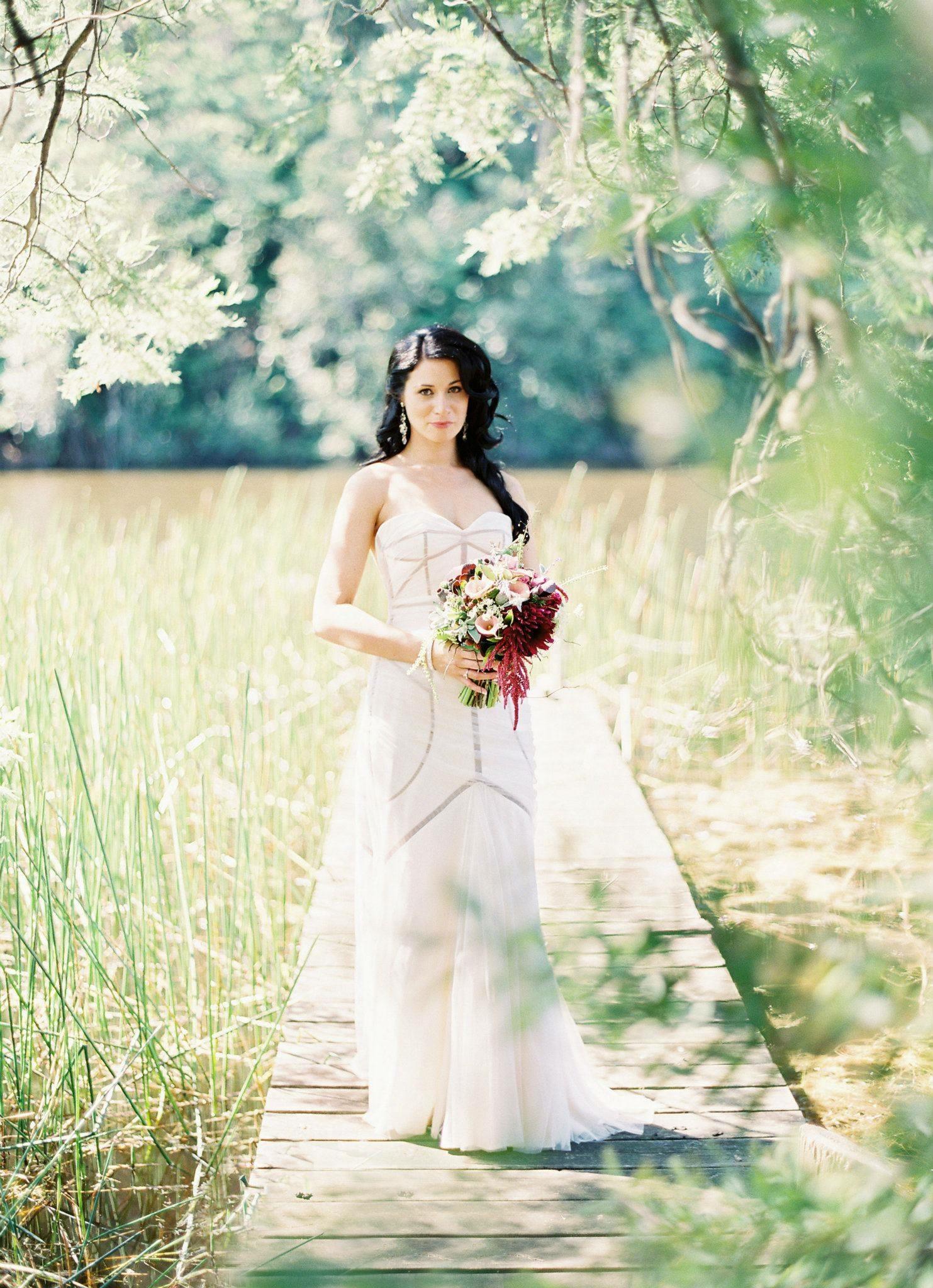 bride, Melbourne, dress, gown,