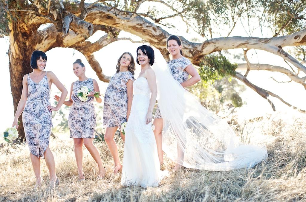 Rebecca, Melbourne wedding dress