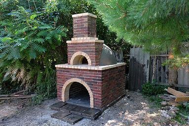 помпейская печь печь, для пиццы