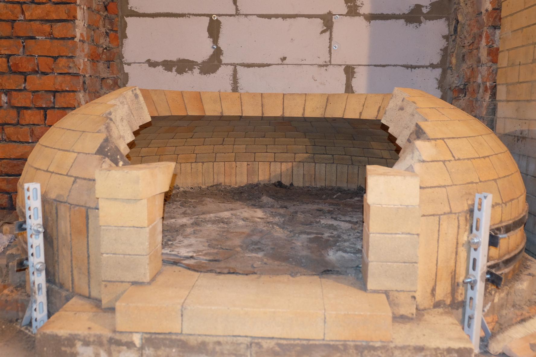 Помпейская печь1,5 метра