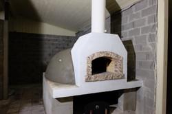 Помпейская печь для ресторана