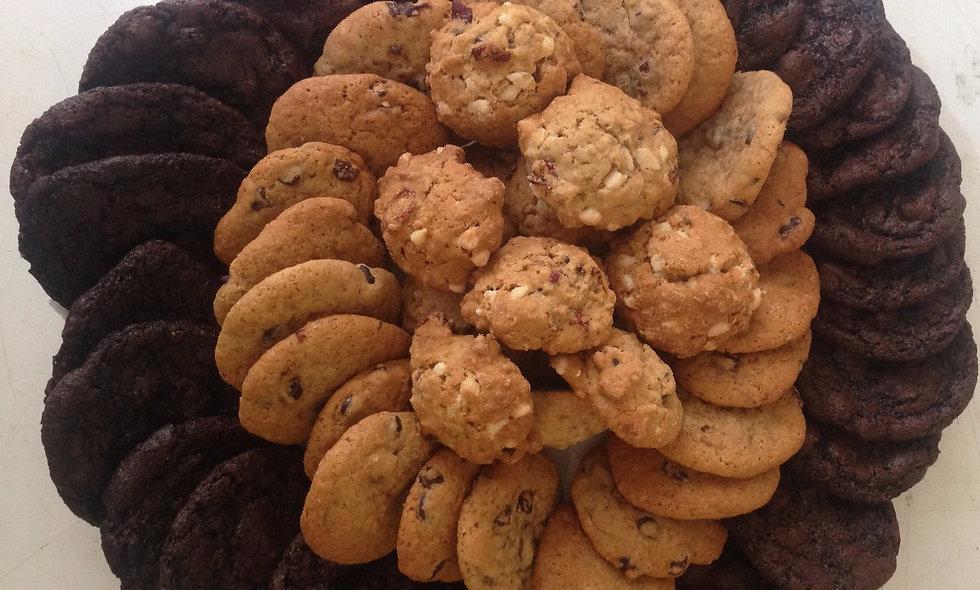 3 Cookie Platter